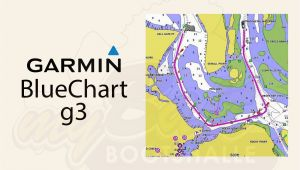 Garmin Spain Map Garmin Bluechart G3 Seekarte Mybait