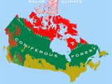Geographic Map Of Canada Canadian Arctic Tundra Wikipedia