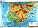 Geographical Map Of Spain Dylan Burns Dcbc5 On Pinterest