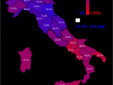 Geography Of Italy Map the 1946 Referendum On whether Italy Should Remain A Monarchy or
