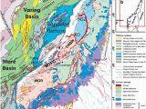Geological Map Of Alabama A Location Of Study area B Simpli Fi Ed Geological Map Modi Fi