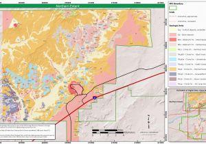 Geological Map Of Arizona File Nps Petrified forest Geologic Map north Jpg Wikimedia Commons