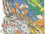 Geological Map Of Arizona Geologic Maps Of the 50 United States