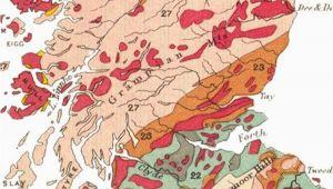 Geological Map Of Ireland Geology Of Scotland Wikipedia