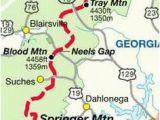 Georgia Appalachian Trail Map 29 Best Hiking Blue Ridge Georgia Images Hiking In Georgia Hiking