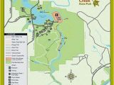 Georgia Campgrounds Map Trails at Sweetwater Creek State Park Georgia State Parks D