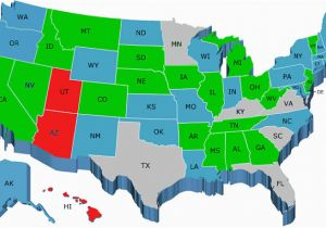 Georgia Carry Reciprocity Map Drive Usa On Teen Permit which States May I Drive In with My Level