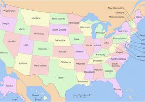 Georgia East Coast Map United States Map Quiz East Coast Fresh 50 States Map Quiz Fresh