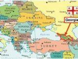 Georgia Eastern Europe Map 51 Best Maps Of Georgia Country Images On Pinterest Georgia