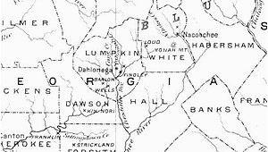 Georgia Gold Map Georgia Gold Belt Wikipedia