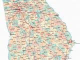 Georgia Hwy Map Driving Map Of southern California Valid Georgia Road Map Ga Road