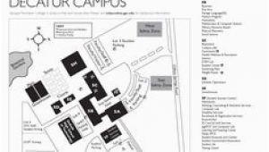 Georgia Perimeter College Decatur Campus Map 8 Best Campus Maps Images Campus Map College Campus Blue Prints