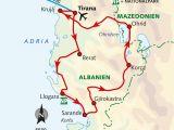 Georgia Power Service area Map Wanderreise Im Land Der Skipetaren Albanien Wikinger Reisen