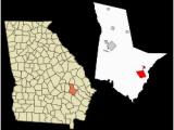 Georgia Prisons Map Glennville Georgia Revolvy