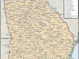 Georgia Rail Map State and County Maps Of Georgia
