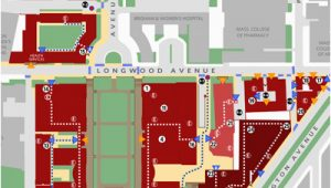 Georgia southern University Map Georgia southern Campus Map Lovely Harvard Longwood Campus Maps and