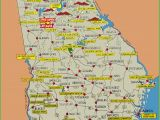 Georgia State Map Printable Georgia State Maps Usa Maps Of Georgia Ga