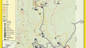 Georgia State Park Map Trails at fort Mountain Georgia State Parks Georgia On My Mind