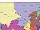 Georgia State Senate Map Pennsylvania S New Congressional District Map Will Be A Huge Help