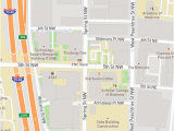 Georgia Tech Google Maps Gt Georgia Institute Of Technology Campus Map