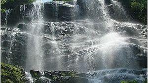 Georgia Waterfalls Map Waterfalls Of north Georgia Revolvy