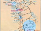 Georgia Wine Highway Map California Highway Map with Counties Fresh Map Crescent City