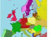 German Language Map Of Europe 667 Best Language and Ethnic Maps Images In 2019 Language