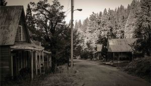 Ghost towns In California Map forest City Sierra County S Authentic Gold Rush Ghost town