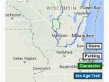 Glacial Map Of Ohio Die 19 Besten Bilder Von Ice Age Trail Ice Age Trail Hiking