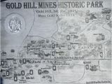 Gold In north Carolina Map Historic Park Map Picture Of Gold Hill Mines Historic Park Gold