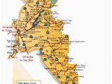 Gold Maps Of California 13 Best California Map Images California California Map Maps