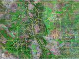 Golden Colorado Zip Code Map Colorado County Map