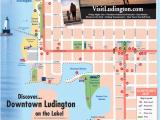 Golf Courses In Michigan Map Visit Ludington West Michigan Maps Destinations