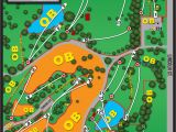 Golf Courses Michigan Map 2018 Courses Glass Blown Open
