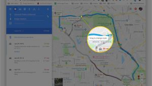 Google Driving Maps Directions Canada How to Plan An Alternate Route with Google Maps