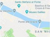 Google Map Florence Italy Foodie Spots Near the Santa Maria Novella Train Station In Florence
