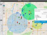 Google Maps Cork Ireland Create A Radius Map Google Map Radius Driving Radius Map