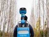 Google Maps Europe Street View Google Updated Its Street View Trekker to Look Slightly Less