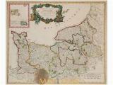 Google Maps France normandy Details About normandy France Old Map General De normandie Vaugondy 1751