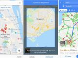 Google Maps Ireland Driving Directions Three Best Offline Map Apps for Road Trips and Gps