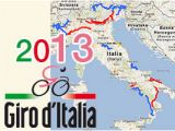 Google Maps Italy Tuscany the tour Of Italy 2013 Race Route On Google Maps Google Earth and