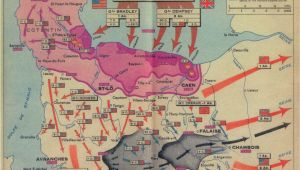 Google Maps normandy France the Story Of D Day In Five Maps Vox