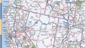 Google Maps oregon Coast Map Of California and oregon Coast Ettcarworld Com
