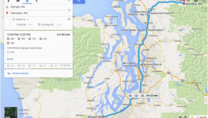 Google Maps Redmond oregon Community Transit On Google Maps