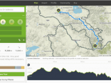 Google Maps Route Planner Ireland is Komoot the Most Powerful Route Planning App A Cycle tourist Could