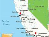 Google Maps Santa Barbara California Map California Google Map California Cities California Map Map Of