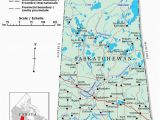 Google Maps Saskatchewan Canada Plan Your Trip with these 20 Maps Of Canada