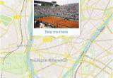 Google Maps Stade De France Wie Komme Ich Zu Court Suzanne Lenglen In Paris Mit Dem Bus