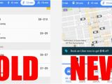 Google Maps toledo Ohio Google Maps now Displays Uber Drivers In Real Time