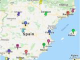 Google Maps toledo Spain Spain Google My Maps